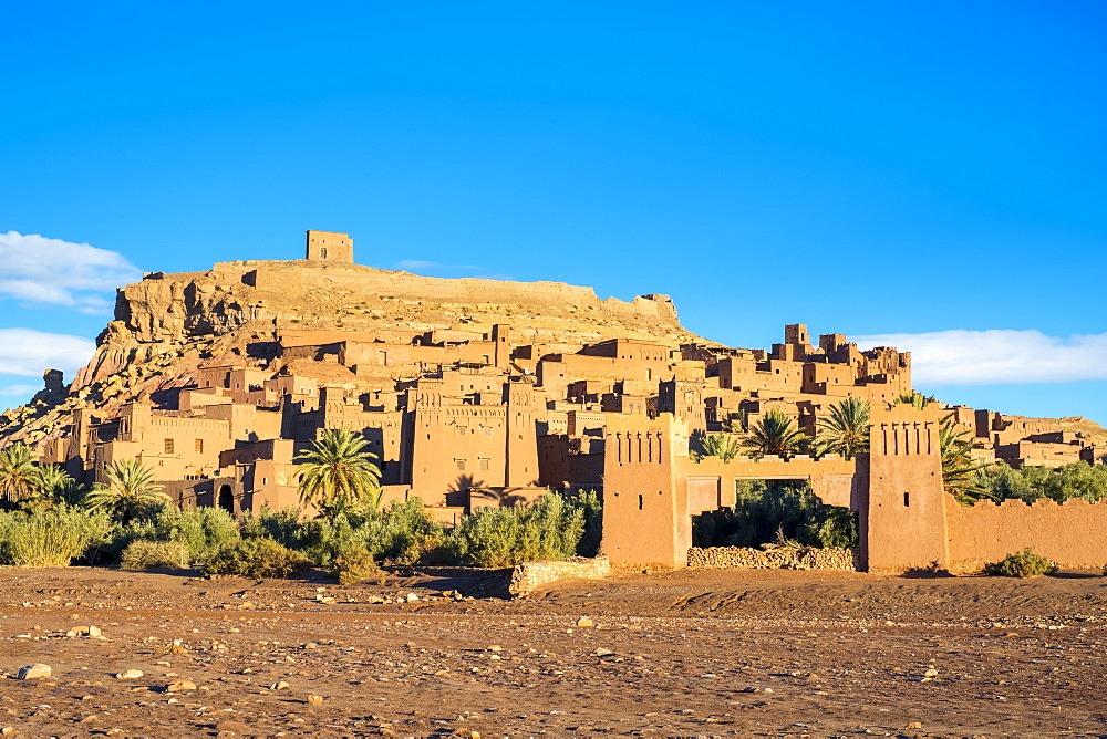 Ksar of Ait Ben Haddou (Ait Benhaddou), UNESCO World Heritage site, Ouarzazate Province, Souss-Massa-Draa, Morocco, North Africa, Africa - 1217-499