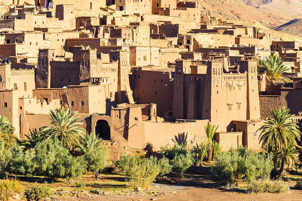 Ksar of Ait Ben Haddou (Ait Benhaddou), UNESCO World Heritage site, Ouarzazate Province, Souss-Massa-Draa, Morocco, North Africa, Africa - 1217-501