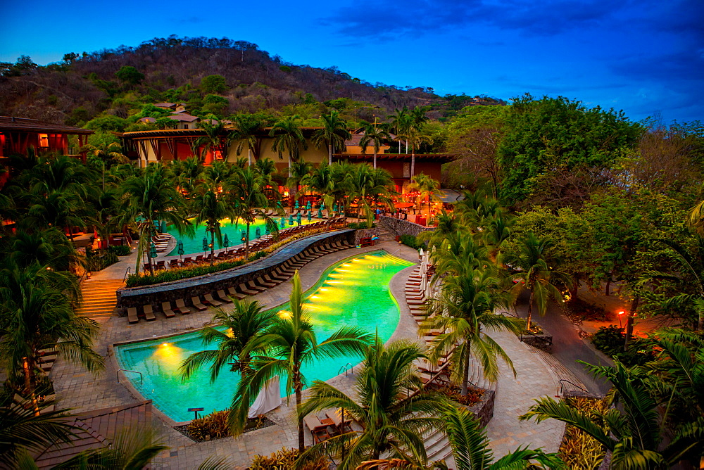 Four Seasons Resort in Guanacaste, Costa Rica, Central America