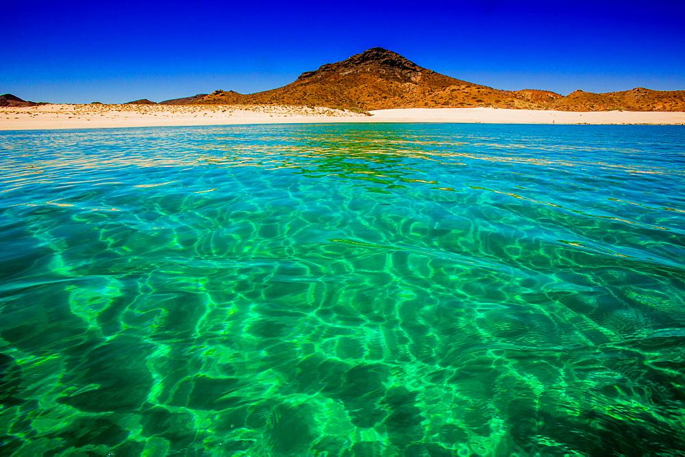 Isla del Espiritu Santo, Baja California Sur, Mexico, North America