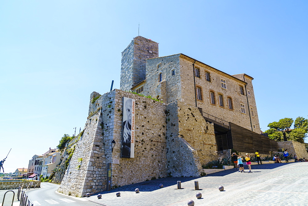 Picasso Museum, Antibes, Cote d'Azur, France
