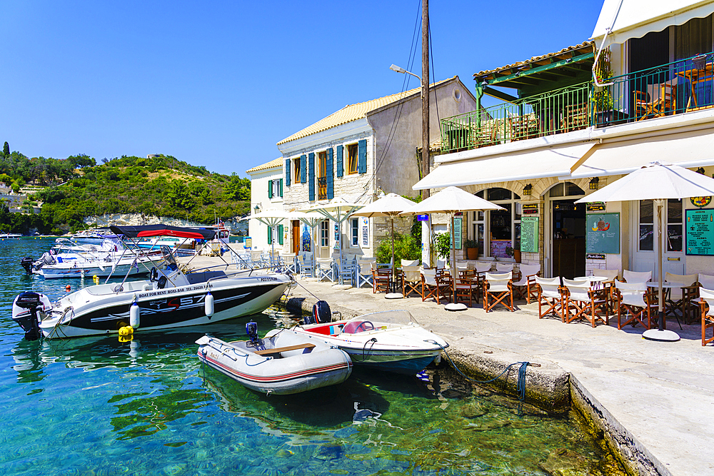 Loggos (Longos), Paxos, Ionian Islands, Greek Islands, Greece, Europe