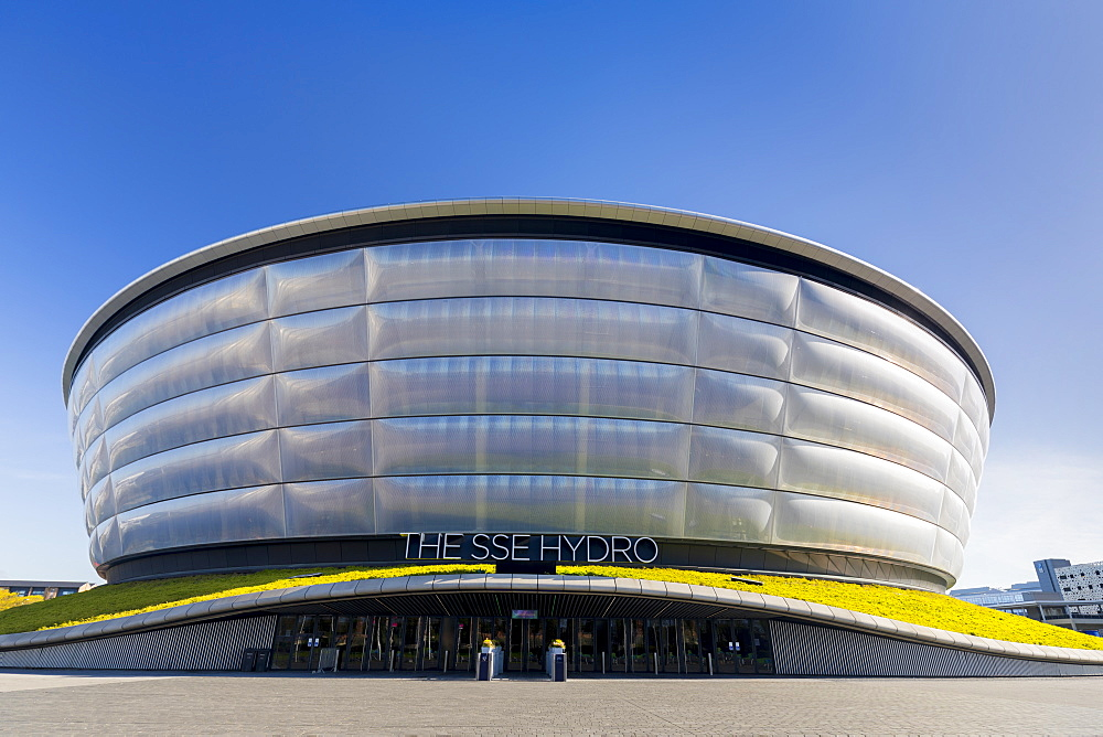The SSE Hydro, Glasgow, Scotland, United Kingdom, Europe