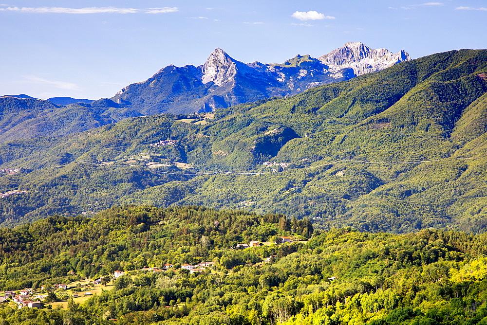 Apuane Alps, Garfagnana, Tuscany, Italy, Europe - 1237-125