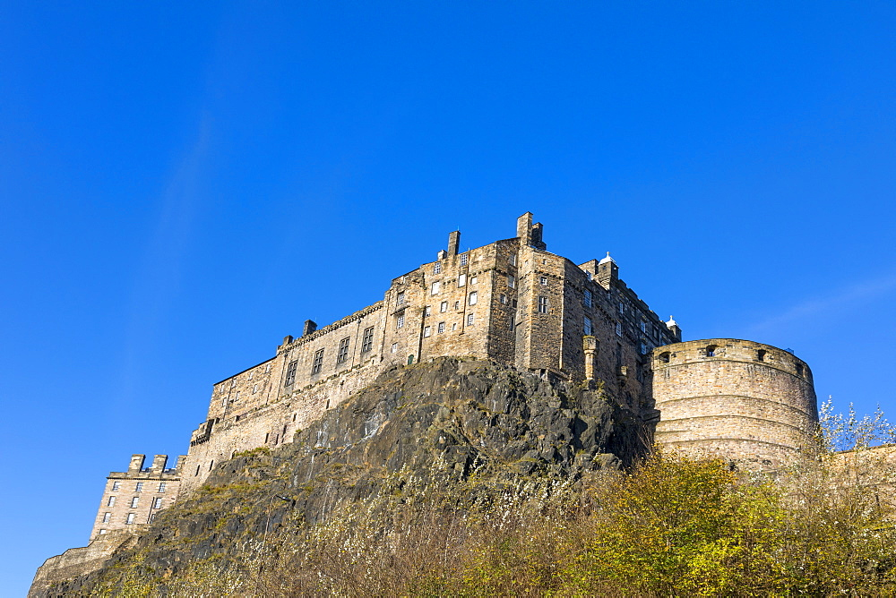 Edinburgh Castle, UNESCO World Heritage Site, Edinburgh, Scotland United Kingdom, Europe - 1237-175