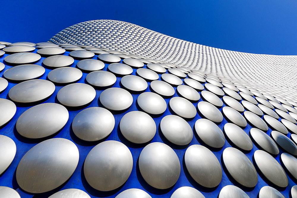 Selfridges Building, Birmingham, England, United Kingdom, Europe - 1237-191