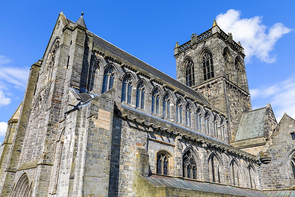Paisley Abbey, Renfrewshire, Scotland, United Kingdom, Europe - 1237-83