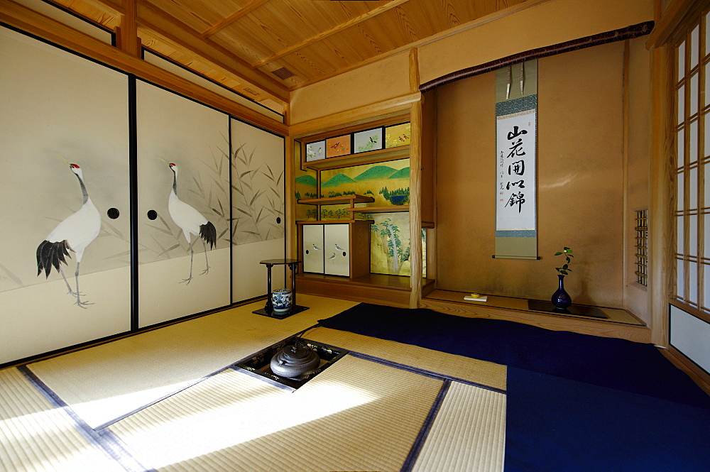 Kobun-tei tea room in Shoren-in temple, Kyoto, Japan, Asia - 1238-132