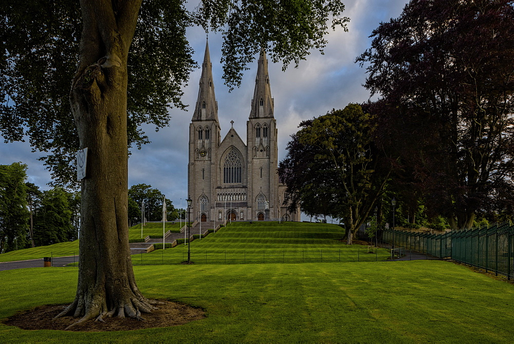 St. Patrick's Cathedral, Armagh, County Armagh, Ulster, Northern Ireland, United Kingdom, Europe