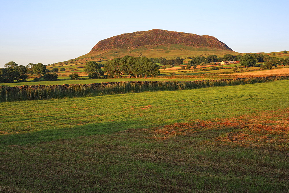 Slemish Mountain, County Antrim, Ulster, Northern Ireland, United Kingdom, Europe