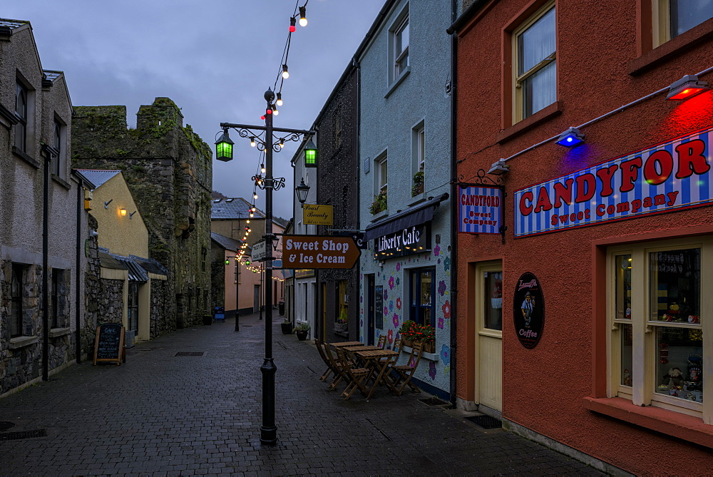 Carlingford, County Louth, Leinster, Republic of Ireland, Europe