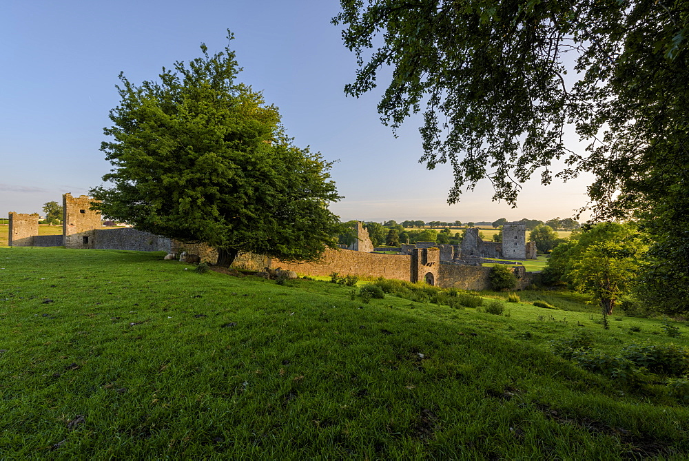 Kells Priory, County Kilkenny, Leinster, Republic of Ireland, Europe - 1240-167