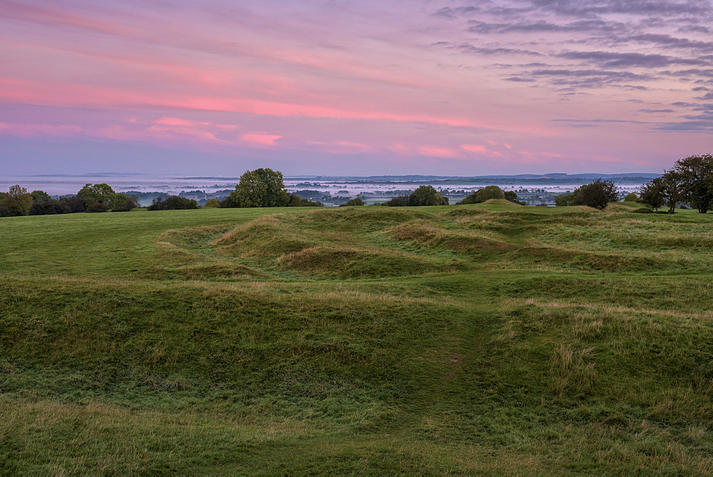 Hill of Tara, County Meath, Leinster, Republic of Ireland, Europe
