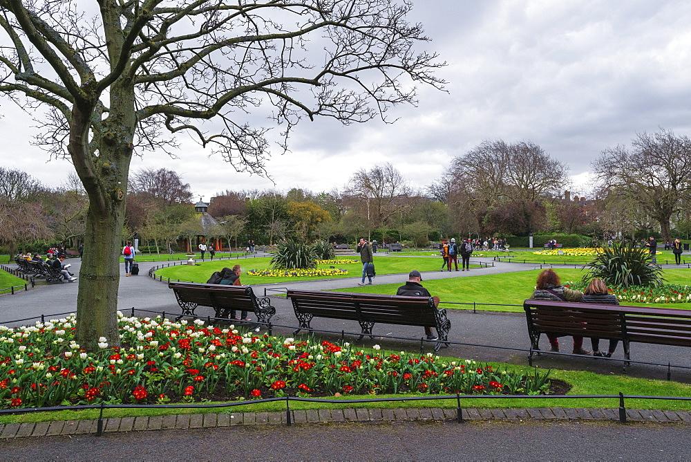 Phoenix Park, Dublin, Republic of Ireland, Europe - 1240-314