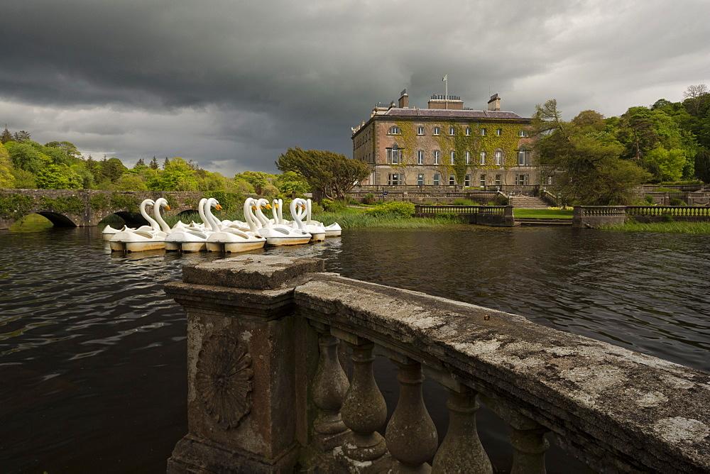 Westport House, County Mayo, Connacht, Republic of Ireland, Europe