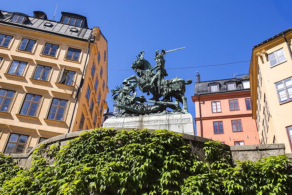 Gamla Stan, Stockholm, Sweden, Scandinavia, Europe - 1241-35