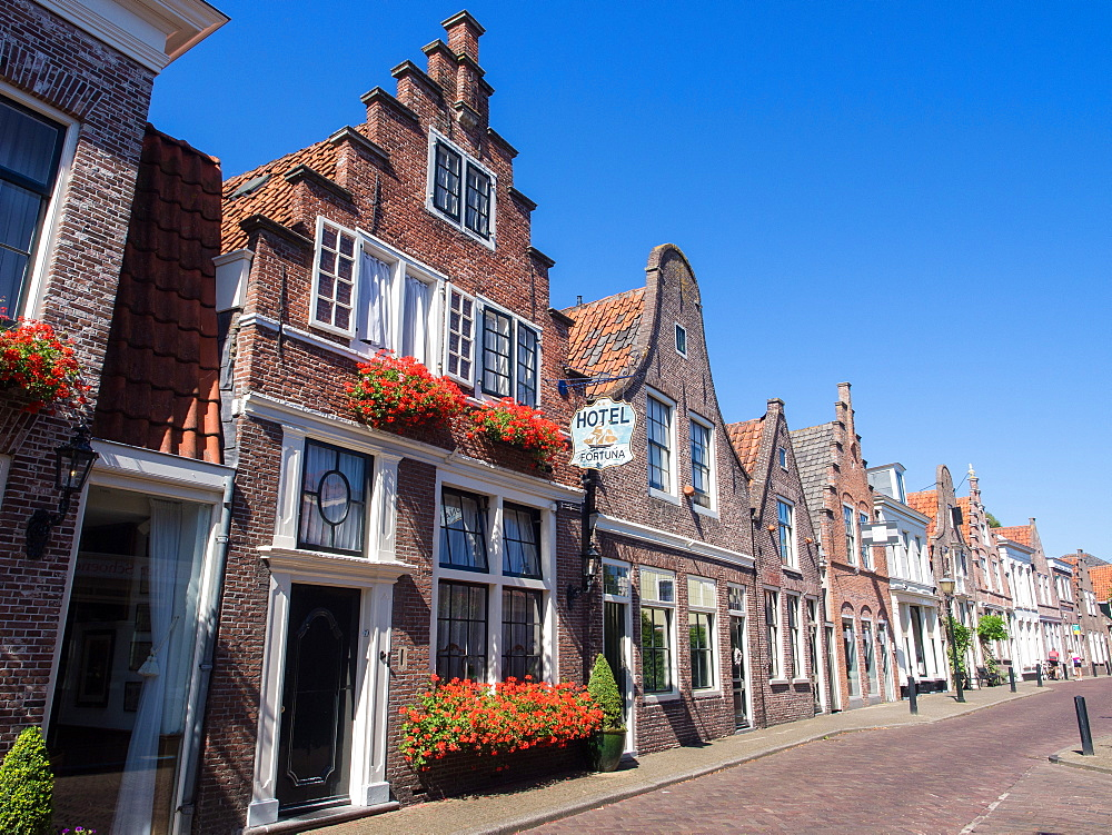 Edam, Netherlands, Europe - 1242-144