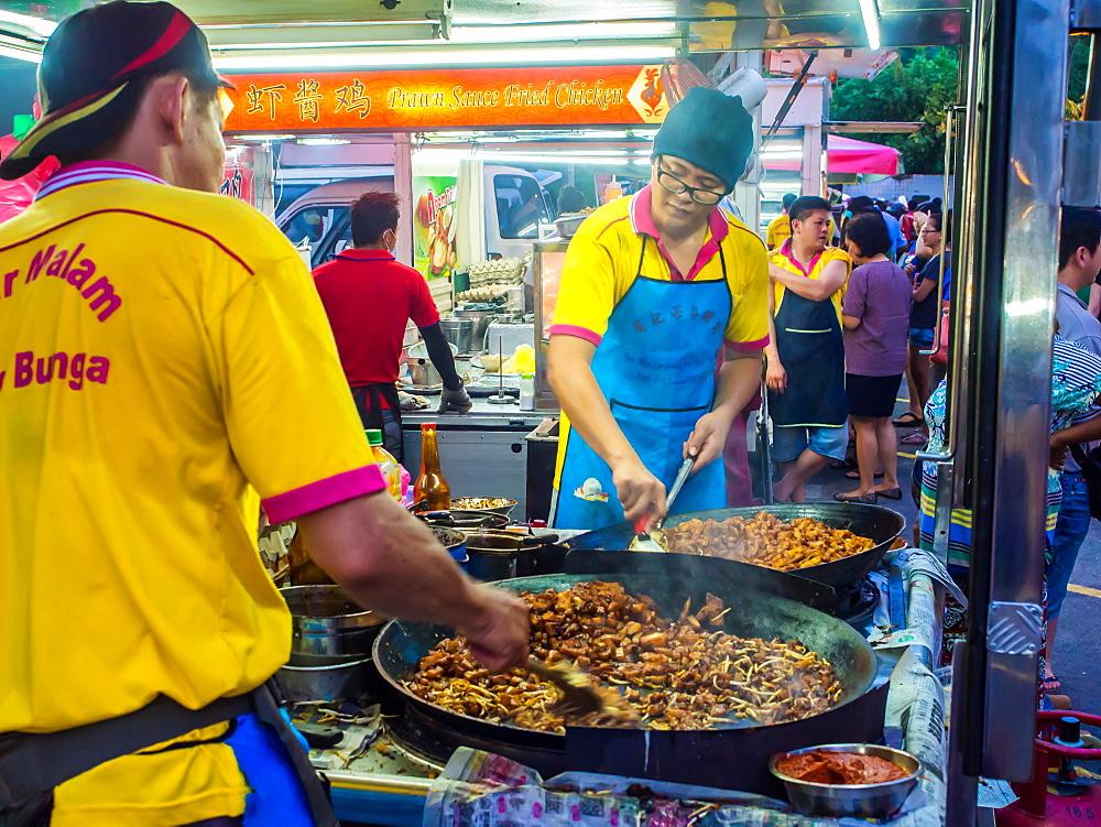 Penang street food, Penang, Malaysia, Southeast Asia, Asia