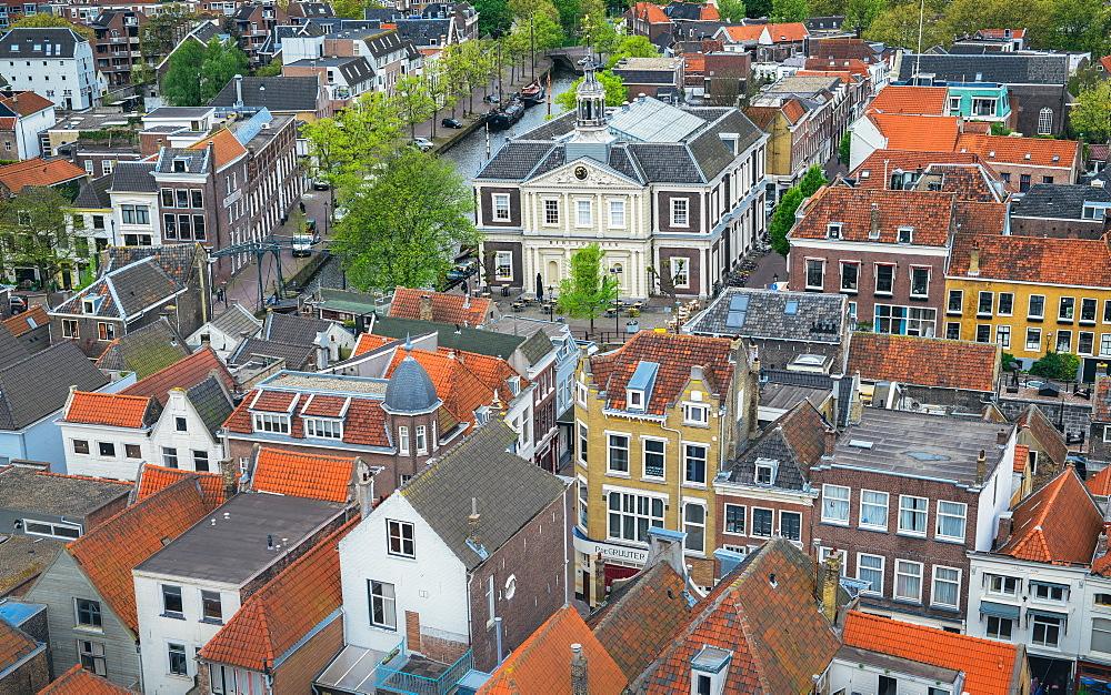 Schiedam, Netherlands, Europe - 1243-105