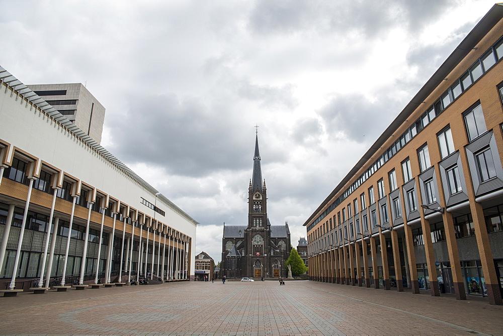 St. Liduina's Basilica, Schiedam, Netherlands, Europe - 1243-108