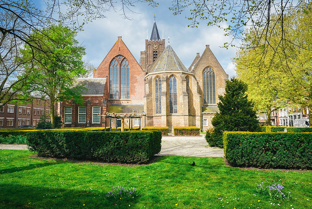 Grote of Sint Janskerk, Schiedam, The Netherlands, Europe
