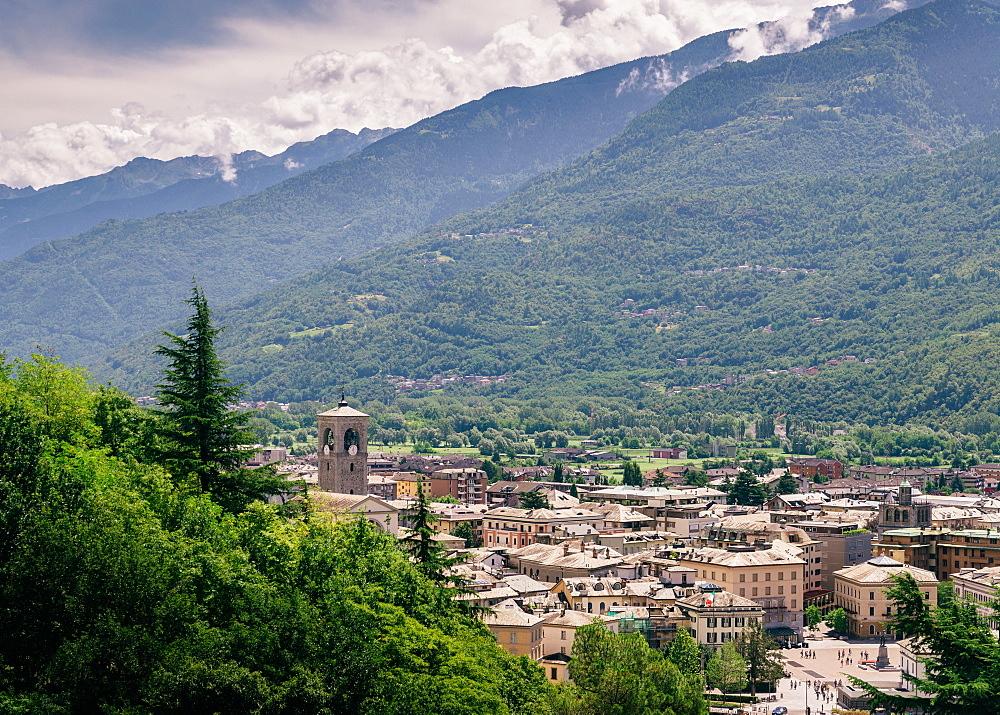 Sondrio, Valtellina, Lombardy, Italy, Europe - 1243-160
