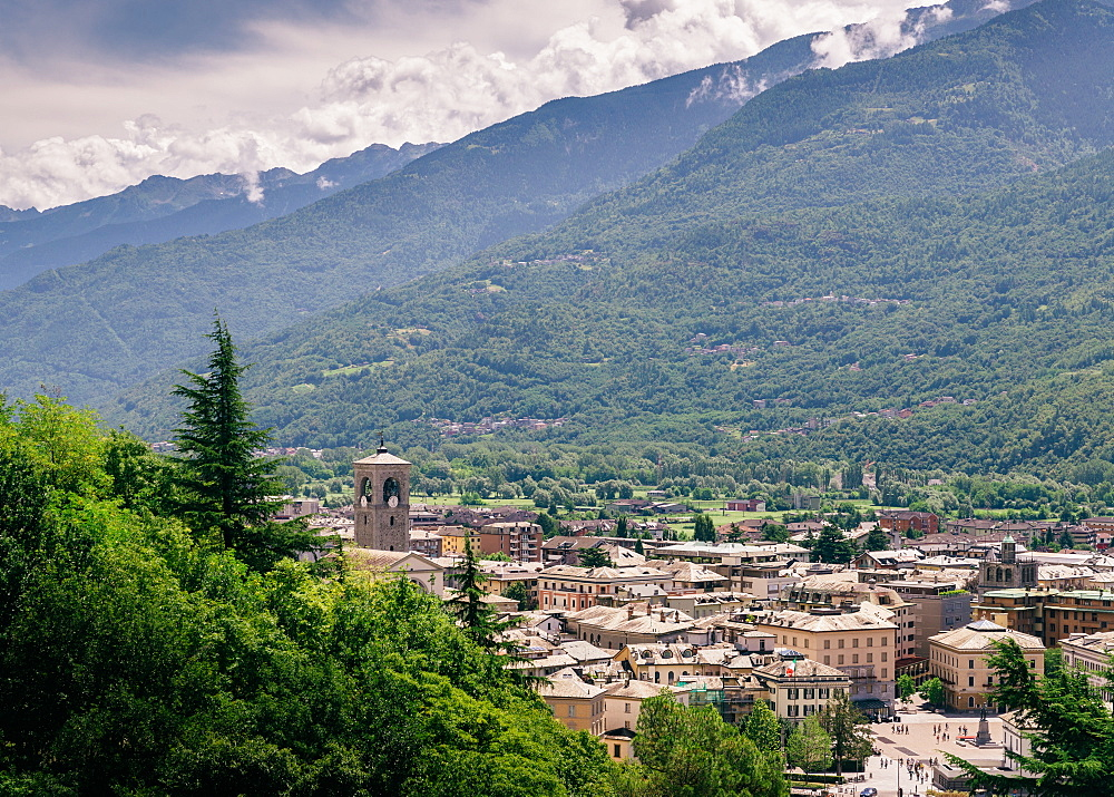 Sondrio, Valtellina, Italy - 1243-160