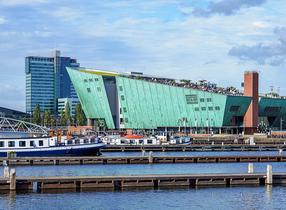 NEMO Science Museum, Amsterdam, North Holland, The Netherlands, Europe - 1245-1013