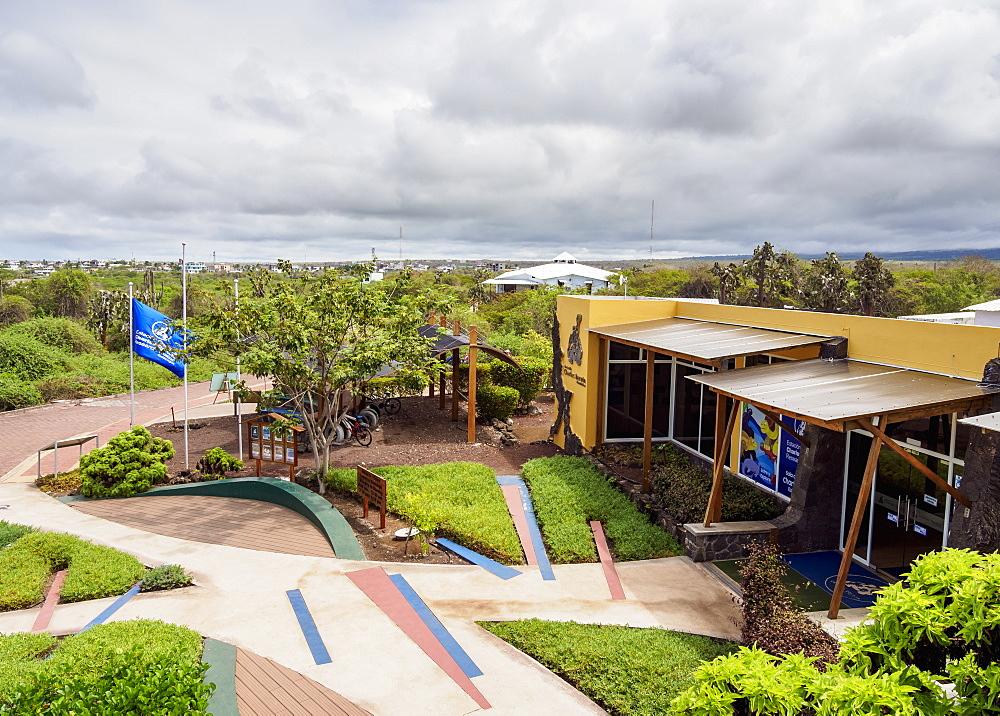 Charles Darwin Research Station, Puerto Ayora, Santa Cruz (Indefatigable) Island, Galapagos, Ecuador, South America