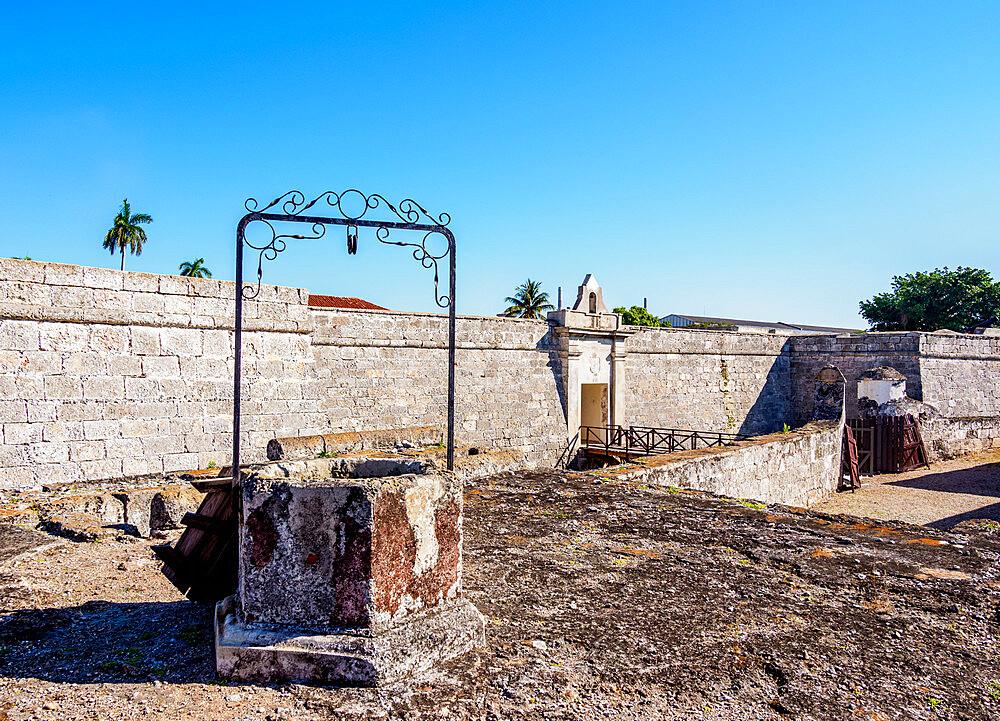 San Severino Castle, Matanzas, Matanzas Province, Cuba, West Indies, Caribbean, Central America - 1245-1881