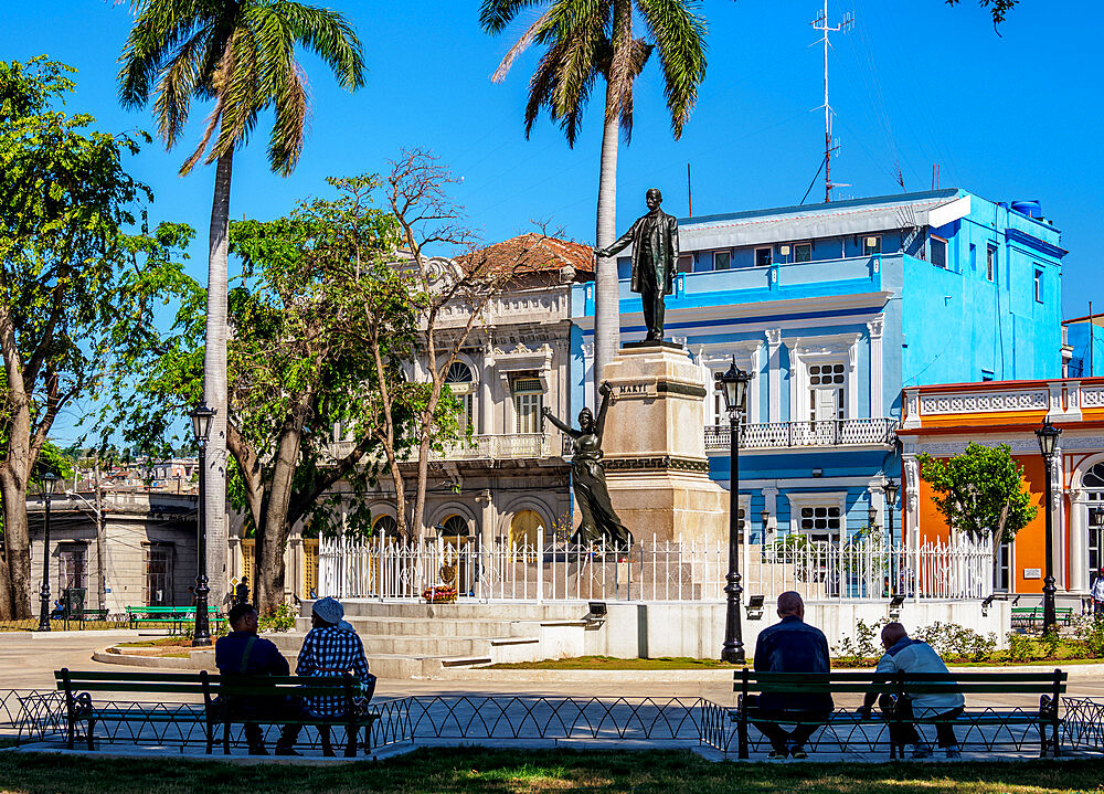 Libertad Square, Matanzas, Matanzas Province, Cuba, West Indies, Caribbean, Central America - 1245-1882