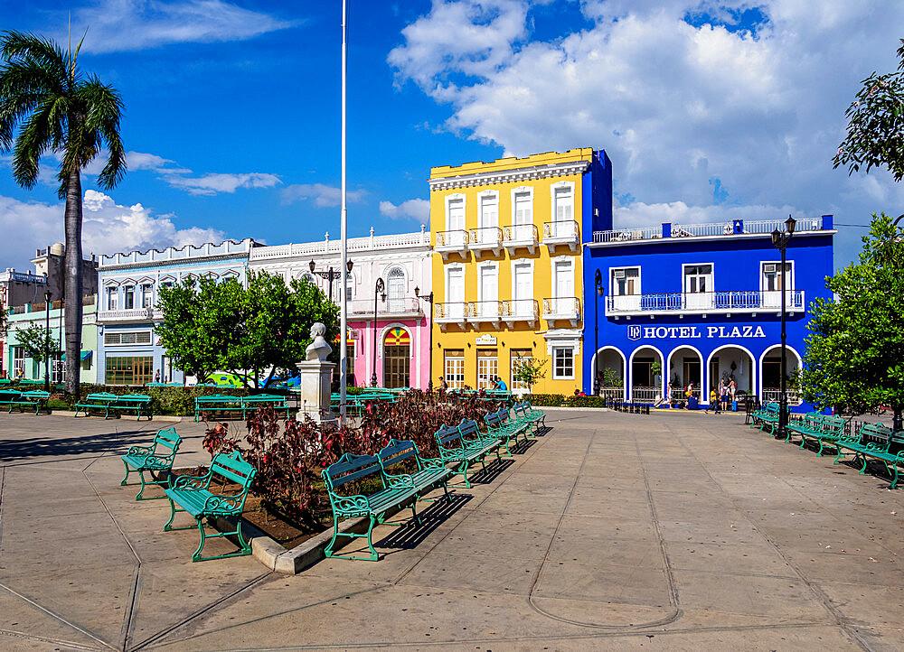Serafin Sanchez Park, Sancti Spiritus, Sancti Spiritus Province, Cuba, West Indies, Caribbean, Central America - 1245-1883