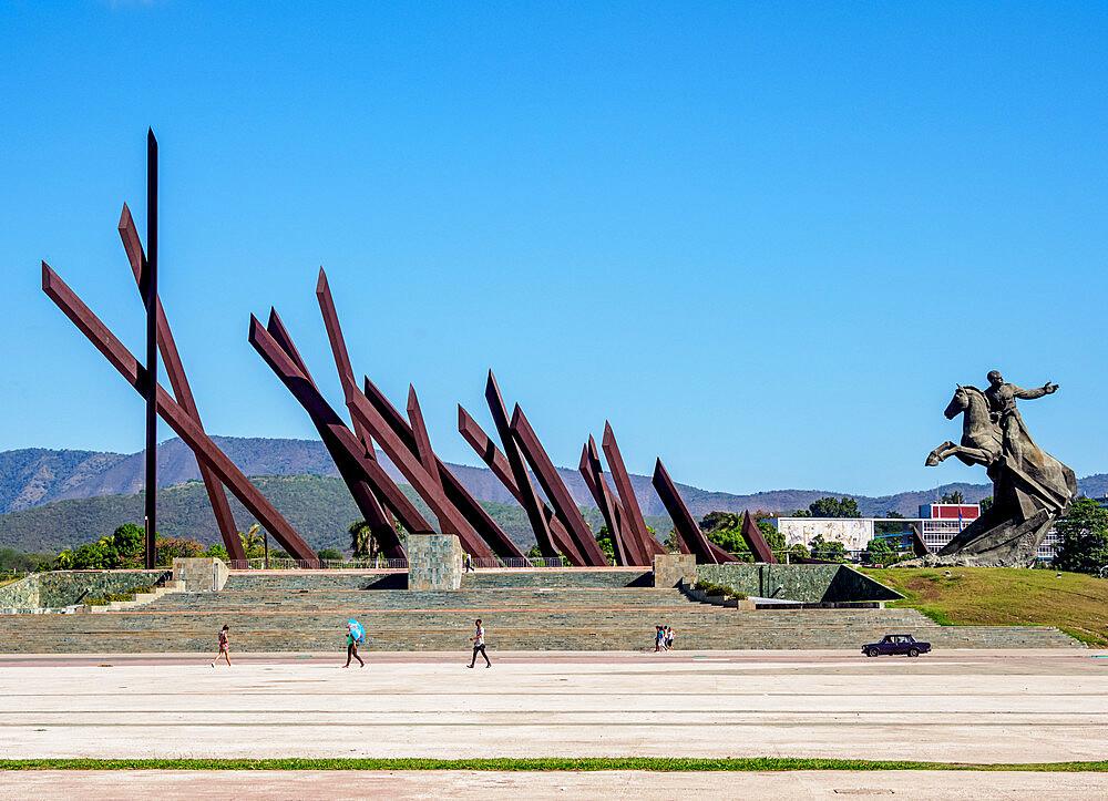 Monumental Complex Antonio Maceo, Plaza Antonio Maceo Grajales, Santiago de Cuba, Santiago de Cuba Province, Cuba