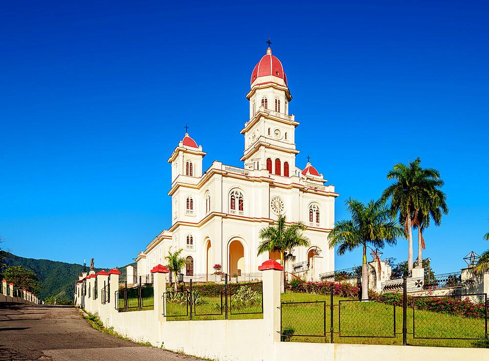 Nuestra Senora de la Caridad del Cobre Basilica, El Cobre, Santiago de Cuba Province, Cuba