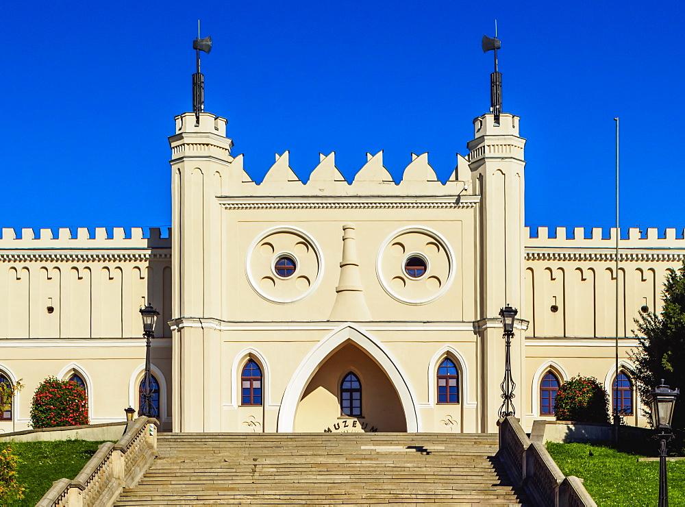 Poland, Lublin Voivodeship, City of Lublin, Old Town, Lublin Castle