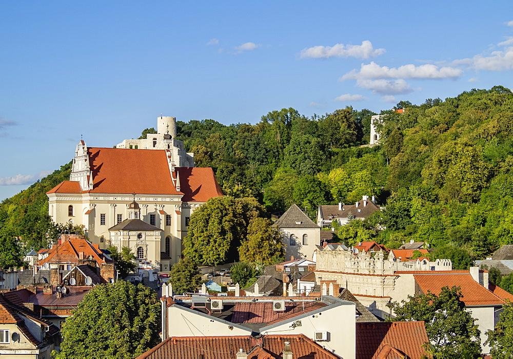 Poland, Lublin Voivodeship, Kazimierz Dolny, Townscape