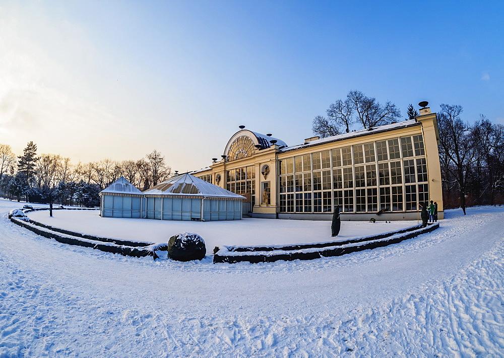 Poland, Masovian Voivodeship, Warsaw, Royal Baths Park, New Orangery