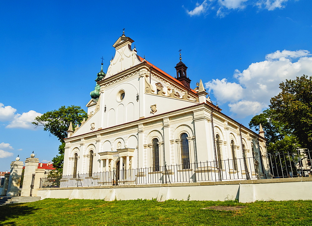 Poland, Lublin Voivodeship, Zamosc, Old Town, Cathedral