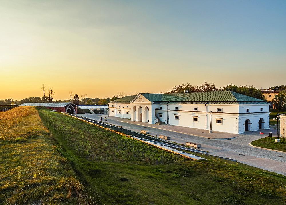 Arsenal Museum, Old Town, Zamosc, Lublin Voivodeship, Poland, Europe