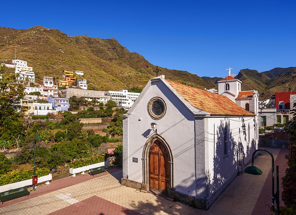 Church of San Pedro, Igueste de San Andres, Tenerife Island, Canary Islands, Spain, Europe