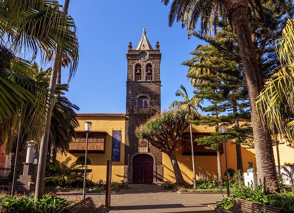 Convent of San Agustin, San Cristobal de La Laguna, Tenerife Island, Canary Islands, Spain, Europe