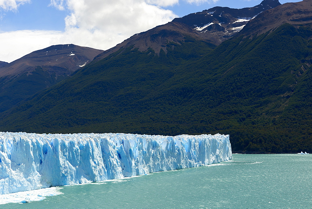 Perito Moreno Glacier in the Parque Nacional de los Glaciares (Los Glaciares National Park), UNESCO World Heritage Site, Patagonia, Argentina, South America - 1248-10