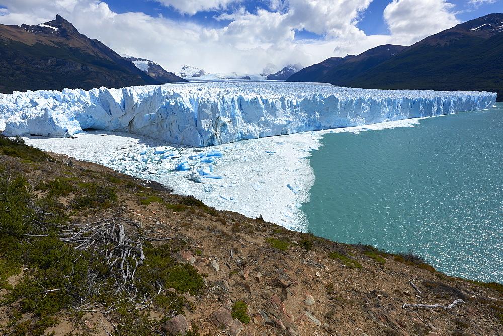 Perito Moreno Glacier in the Parque Nacional de los Glaciares (Los Glaciares National Park), UNESCO World Heritage Site, Patagonia, Argentina, South America