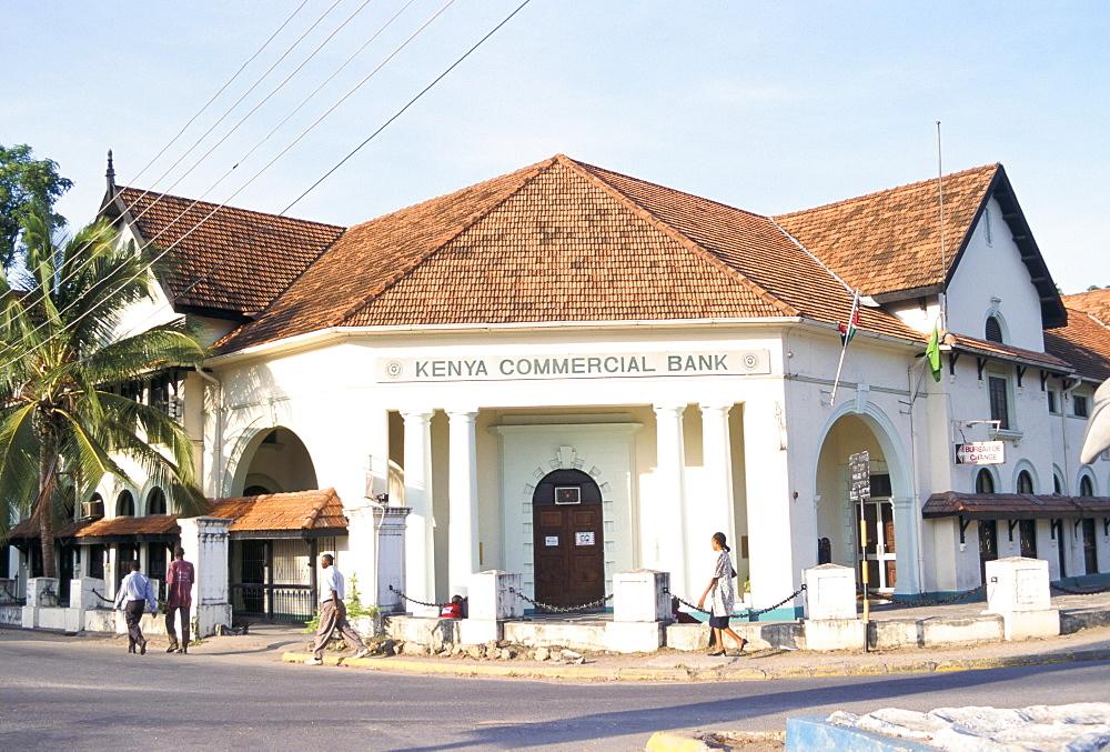 Old town, Mombasa, Kenya, East Africa, Africa