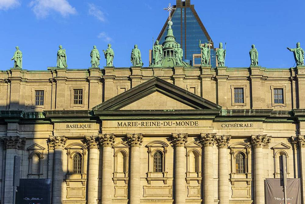 Mary Queen of the World Cathedral, Montreal, Quebec, Canada, North America - 1264-194