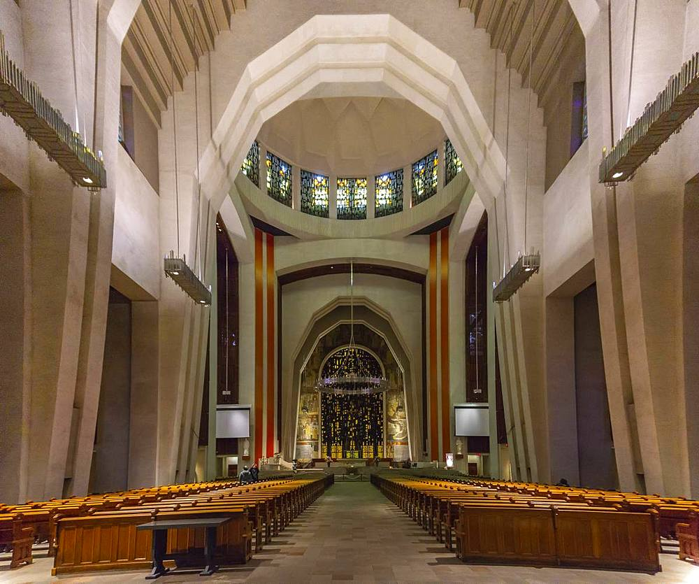 St. Joseph's Oratory, Montreal, Quebec, Canada, North America