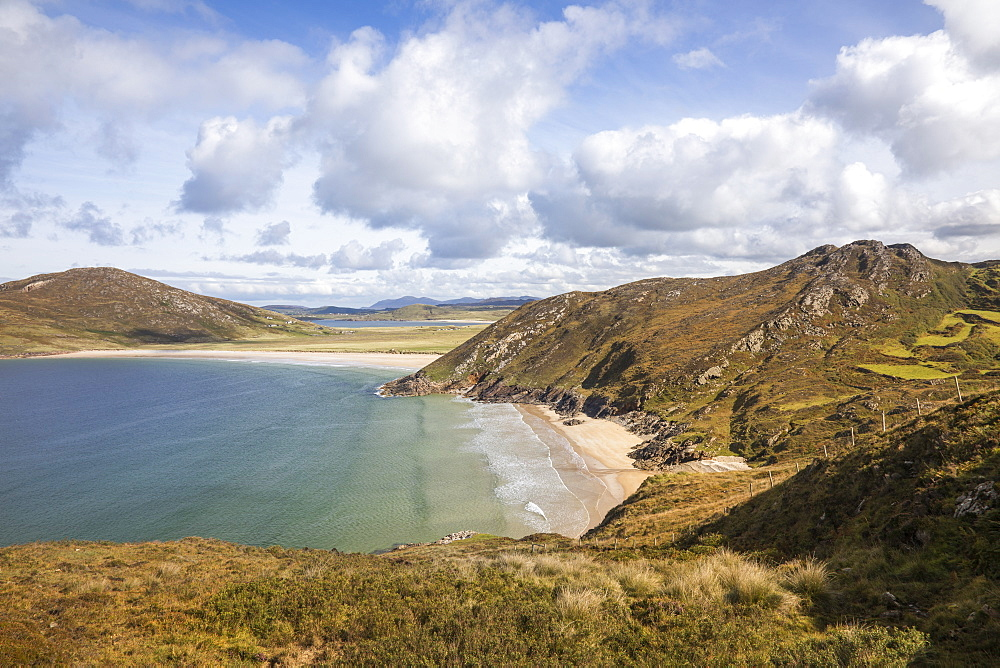 Trannarosa Bay and Melmore Head. Part of the Wild Atlantic Way, County Donegal, Republic of Ireland - 1266-38