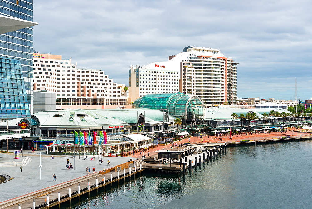 Darling Harbour, Sydney, Australia.