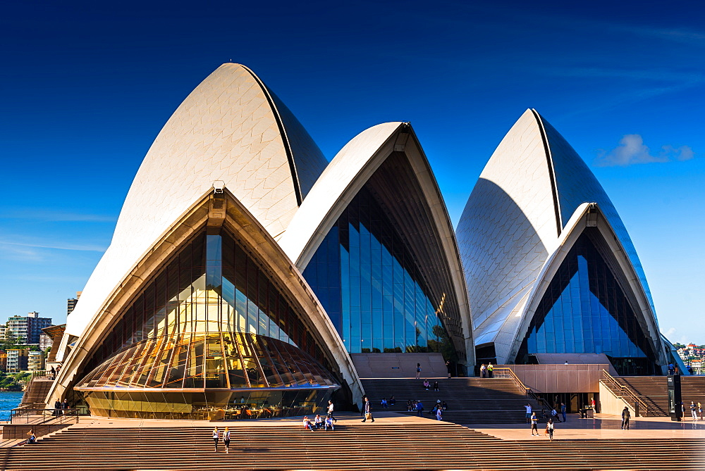 Iconic Sydney Opera House, UNESCO World Heritage Site, Sydney, New South Wales, Australia, Pacific