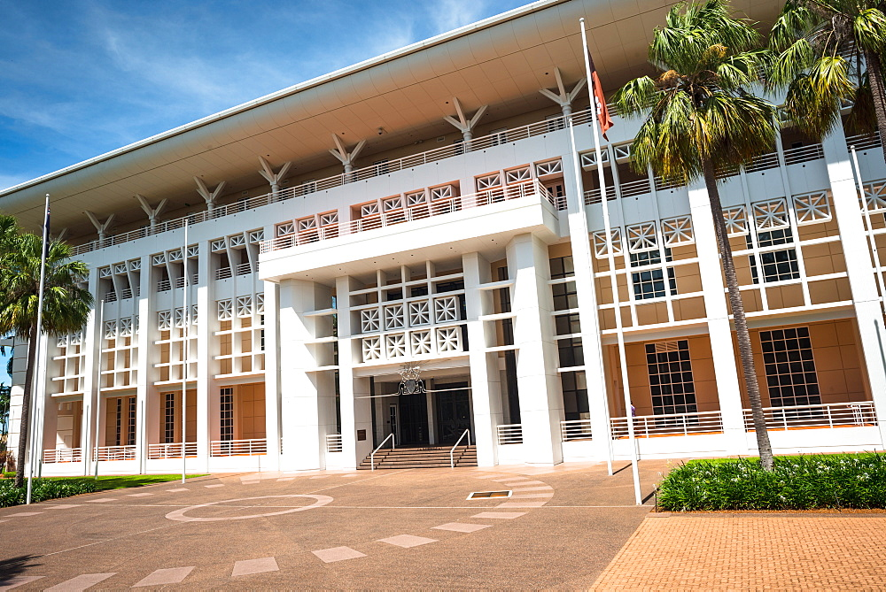 Parliament House, Darwin, Northern Territory, Australia, Pacific